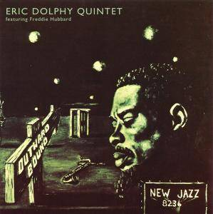 Eric Dolphy Quintet: Outward Bound - Cover
