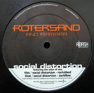 Cover - Rotersand: Social Distortion