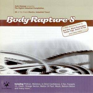 Cover - X-Act: Body Rapture Vol. 8