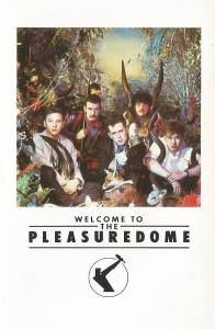 Frankie Goes To Hollywood: Welcome To The Pleasuredome (Tape) - Bild 1