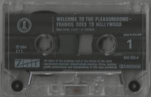 Frankie Goes To Hollywood: Welcome To The Pleasuredome (Tape) - Bild 4