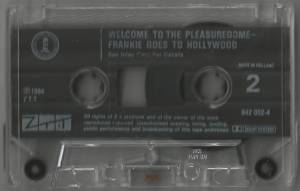 Frankie Goes To Hollywood: Welcome To The Pleasuredome (Tape) - Bild 5