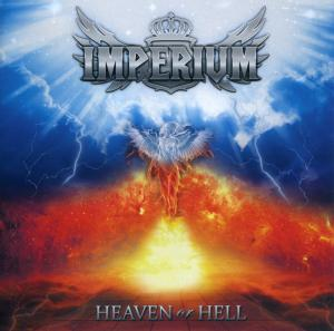 Imperium: Heaven Or Hell - Cover