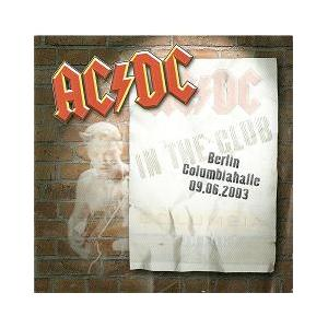 AC/DC: In The Club - Cover