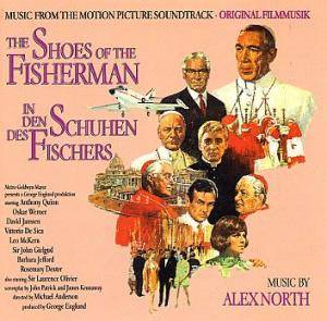 Cover - Michel Legrand: Shoes Of The Fisherman, The
