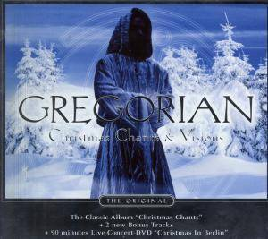 Gregorian: Christmas Chants & Visions - Cover