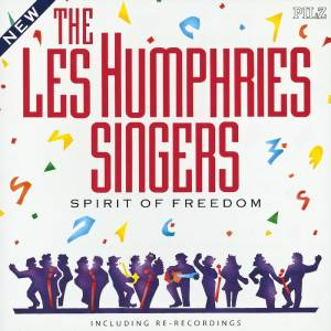 The Les Humphries Singers: Spirit Of Freedom - Cover