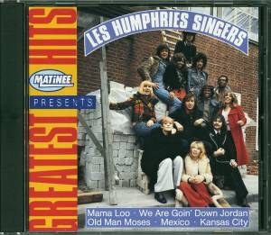 The Les Humphries Singers: Greatest Hits - The Les Humphries Singers (CD) - Bild 3