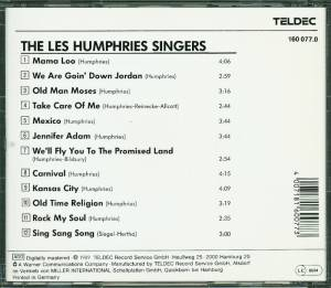 The Les Humphries Singers: Greatest Hits - The Les Humphries Singers (CD) - Bild 4