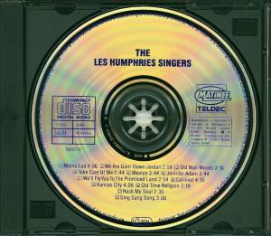 The Les Humphries Singers: Greatest Hits - The Les Humphries Singers (CD) - Bild 5