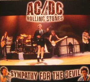 AC/DC, Rolling Stones, The: Sympathy For The Devil - Cover