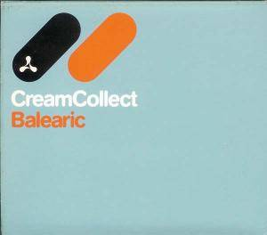 CreamCollect Balearic - Cover