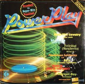 Power Play - Cover