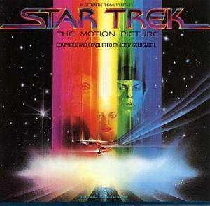Jerry Goldsmith: Star Trek - The Motion Picture - Cover