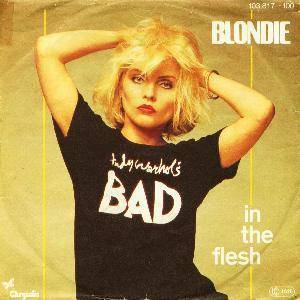 Cover - Blondie: In The Flesh