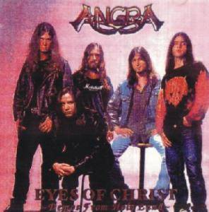 Cover - Angra: Eyes Of Christ - Demos From Holy Land