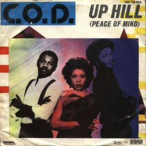 Cover - C.O.D.: Up Hill (Peace Of Mind)