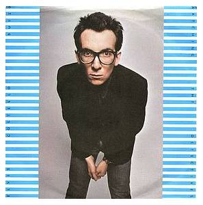 Elvis Costello And The Attractions: Watching The Detectives - Cover
