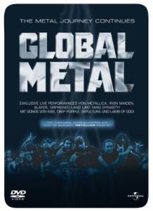 Sam Dunn: Global Metal (DVD) - Bild 1