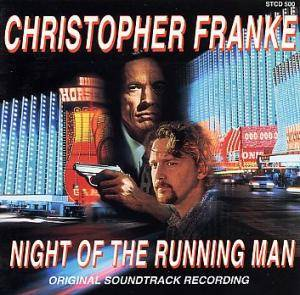 Cover - Christopher Franke: Night Of The Running Man