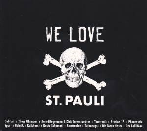 Cover - I-Fire: We Love St.Pauli