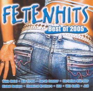 Cover - Papa A.P.: Fetenhits - Best Of 2005