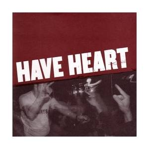 Have Heart: Demo 2003 - Cover