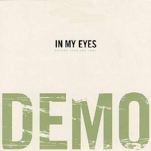 In My Eyes: Demo - Cover