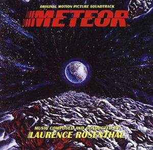 Cover - Laurence Rosenthal: Meteor