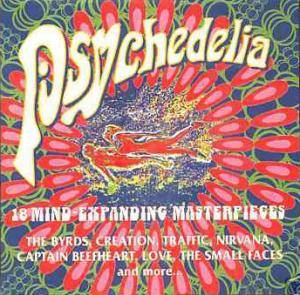 Psychedelia - Cover
