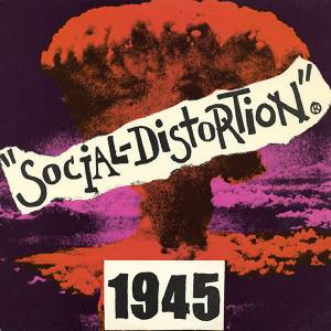 Social Distortion: 1945 - Cover