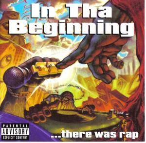 In Tha Beginning...There Was Rap - Cover