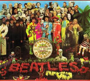 The Beatles: Sgt. Pepper's Lonely Hearts Club Band (CD) - Bild 1