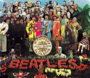 The Beatles: Sgt. Pepper's Lonely Hearts Club Band (CD) - Bild 3