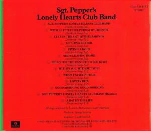 The Beatles: Sgt. Pepper's Lonely Hearts Club Band (CD) - Bild 4