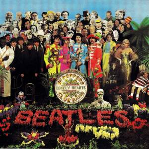 The Beatles: Sgt. Pepper's Lonely Hearts Club Band (CD) - Bild 5