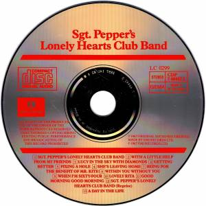 The Beatles: Sgt. Pepper's Lonely Hearts Club Band (CD) - Bild 7