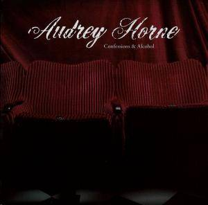 Cover - Audrey Horne: Confessions & Alcohol