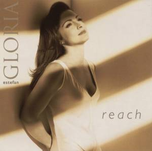 Gloria Estefan: Reach - Cover