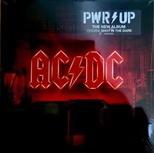 AC/DC: PWR/UP - Cover