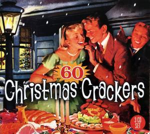 60 Christmas Crackers - Cover
