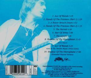Steve Hackett: Voyage Of The Acolyte (CD) - Bild 2