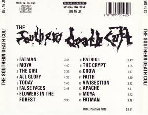 The Southern Death Cult: The Southern Death Cult (CD) - Bild 2