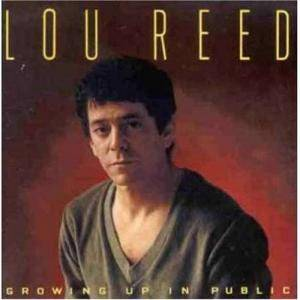 Cover - Lou Reed: Growing Up In Public