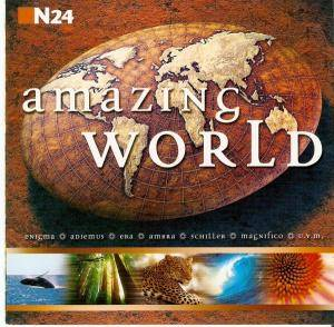 Cover - Magic Voices: Amazing World