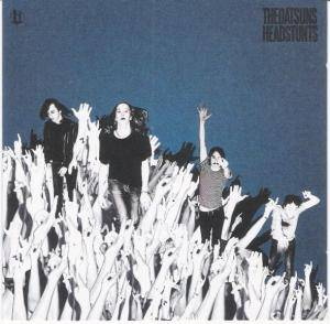 Cover - Datsuns, The: Headstunts