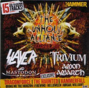 The Unholy Alliance Chapter III (CD) - Bild 1