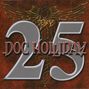 Cover - Doc Holliday: 25 - Absolutely Live
