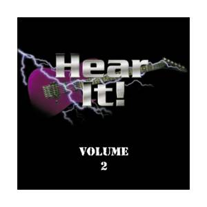 Cover - André Andersen: Hear It! - Volume 02