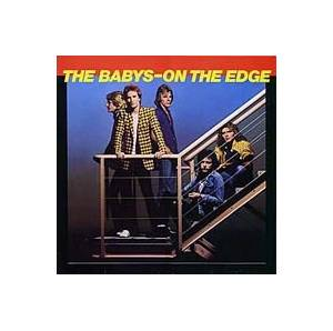 The Babys: On The Edge - Cover